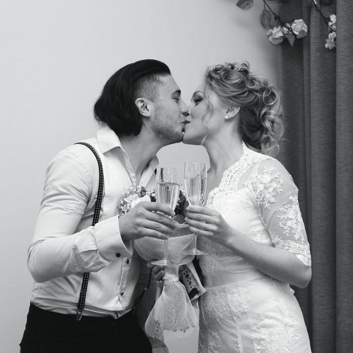 Свадьба Alyosha и Тараса