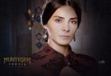Турецька актриса Нур Феттахоглу