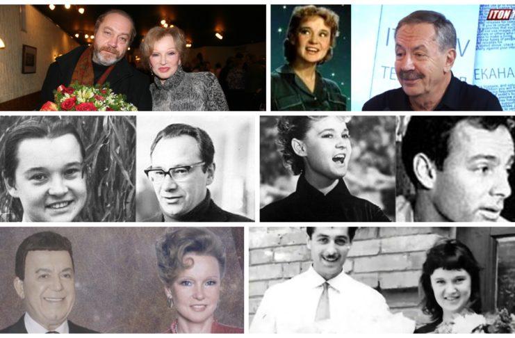 6 мужей умершей актрисы Людмилы Гурченко - она искала того самого всю свою жизнь