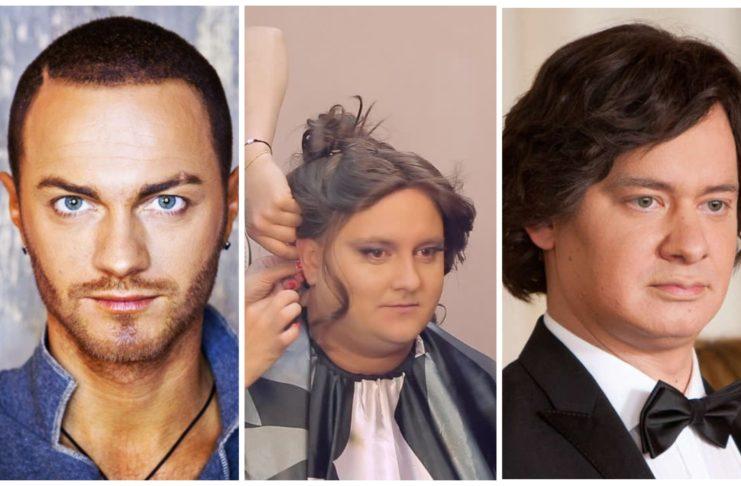 Как Кошевой, Яма и Ткач выглядели с волосами?