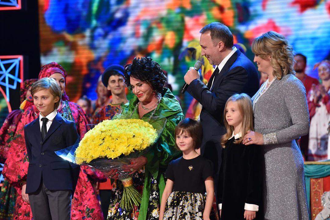 Юбилейный концерт Надежбы Бабкиной