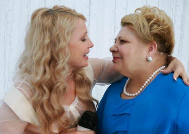 Юлія Тимошенко з мамою