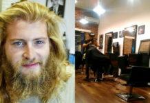 Хлопець хотів трохи підстригти бороду, але стиліст змінив повністю імідж