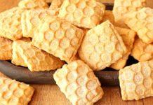 Домашнє медове печиво