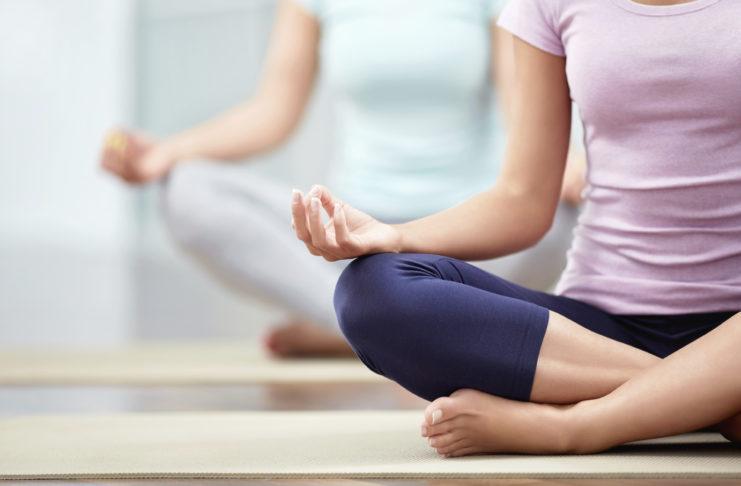 Йога поможет вам лучше спать