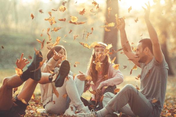Отдых с друзьями