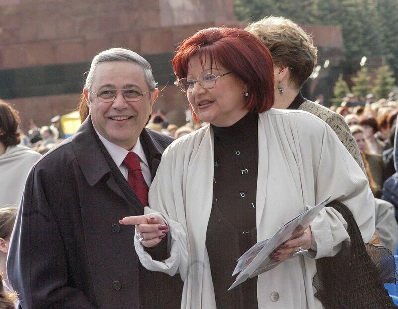 Петросян и Степаненко отлично себе жили