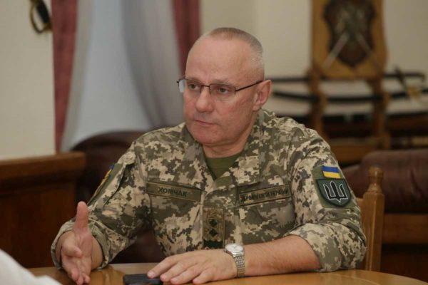 Руслан Хомчак рассказал, когда Украина откажется от призыва