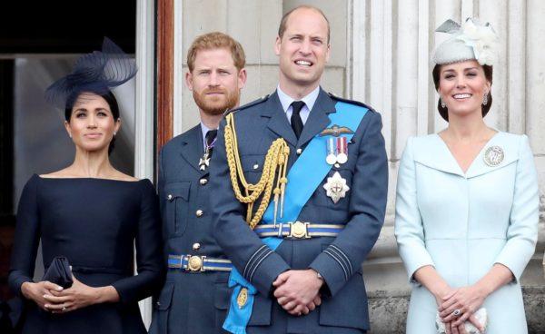 Герцоги Сассекские и Кембриджские