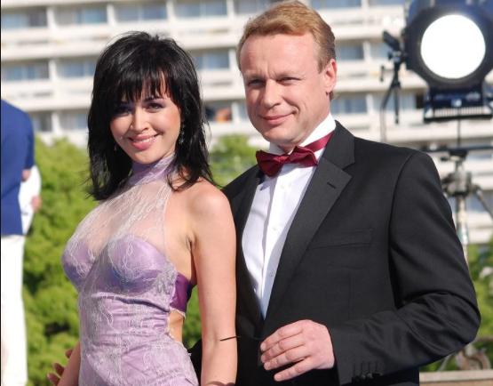 Сергій Жигунов і Анастасія Заворотнюк