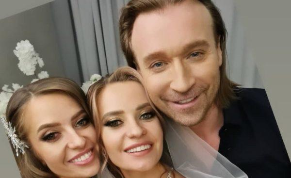 Оксана и Катя Марченко, Олег Винник