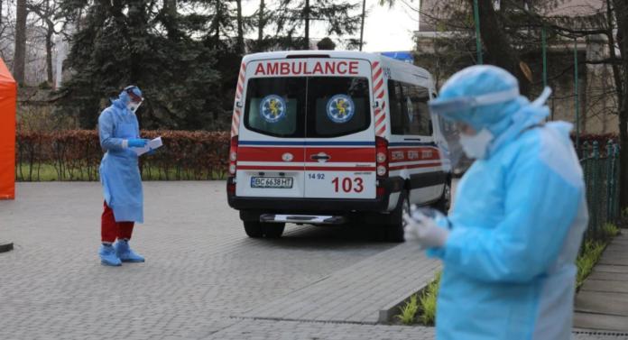 Статистика по коронавірусу в Україні