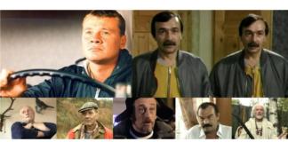 Умершие актеры сериала «Дальнобойщики»