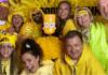 Желтая вечеринка у Потапа и Насти