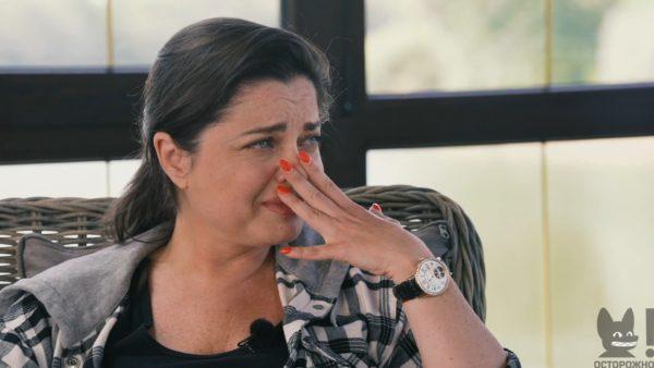 Наташа Королёва в слезах рассказала о страшной аварии