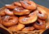 Творожные пончики-кольца