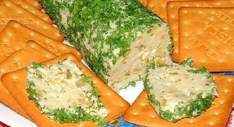 Сырное полено