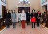 Олена Зеленська на зустрічі з жінками-послами
