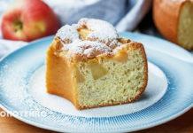 Яблучна шарлотка: рецепт Євгена Клопотенко