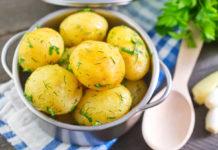Як правильно варити картоплю?