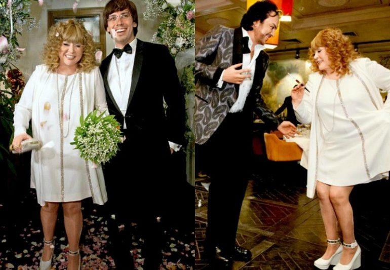 Весілля Пугачової і Галкіна
