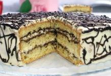 Домашній торт