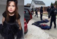 Операція з порятунку дівчинки від викрадення