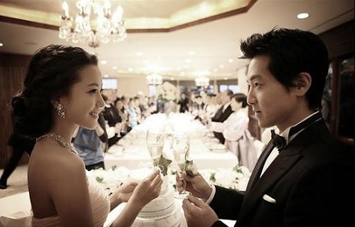 Весілля в Південній Кореї