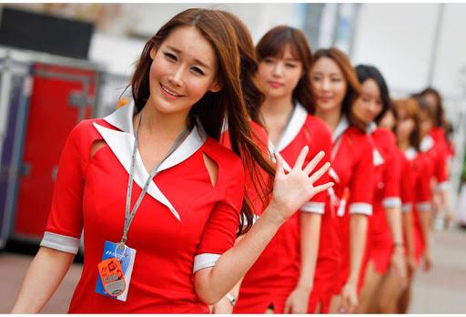 Люди Південної Кореї