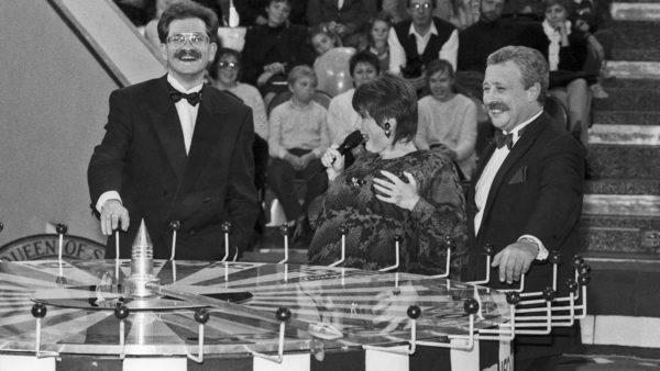 Владислав Листьев, Клара Новикова и Леонид Якубович