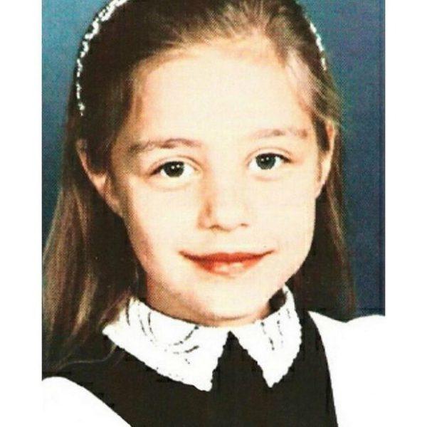 Тіна Кароль в шкільні роки
