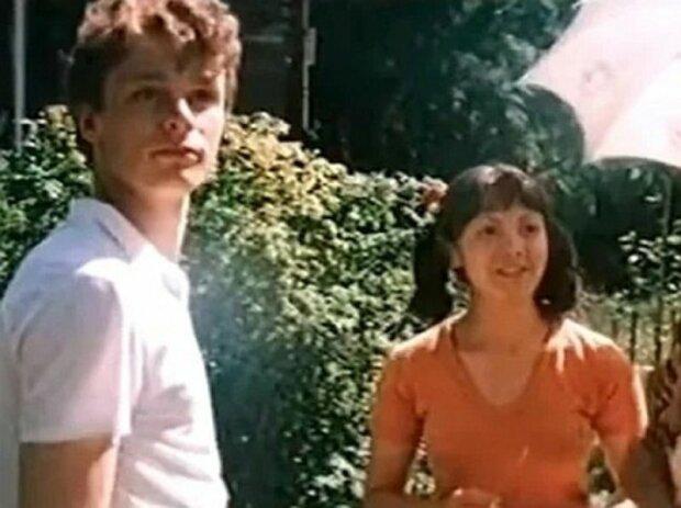 Сергій Жигунов і Віра Новікова на першому знайомстві