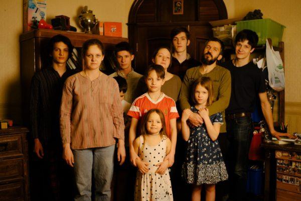 Багатодітні сім'ї. Фото ілюстративне, взято з відкритих джерел в мережі