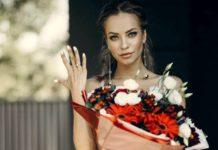 Невестка Оксаны Марченко Катя показала своего нового черного друга