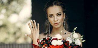 Невістка Оксани Марченко Катя показала свого нового чорного друга