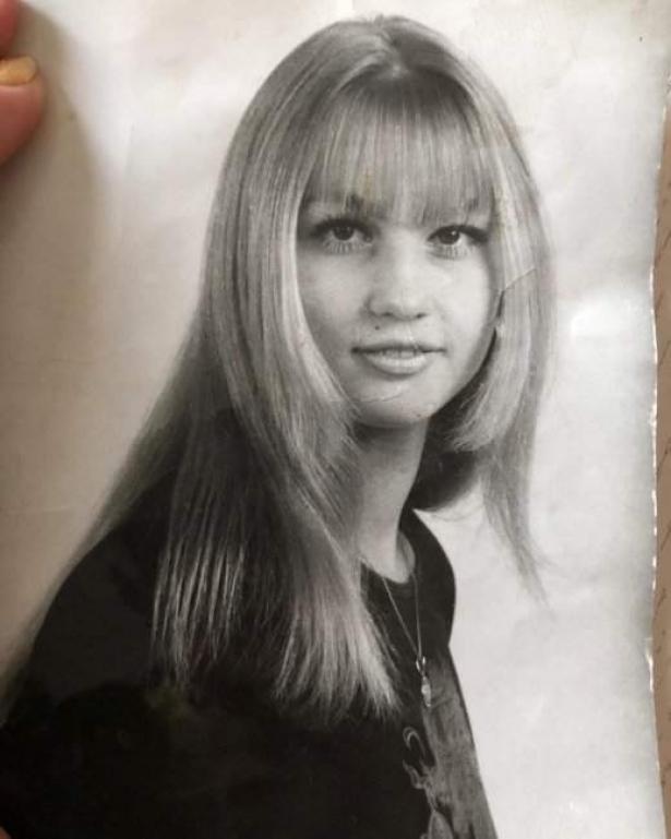 Наталія Шмаренкова в 16 років
