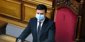 Владимир Зеленский вылечился от коронавируса