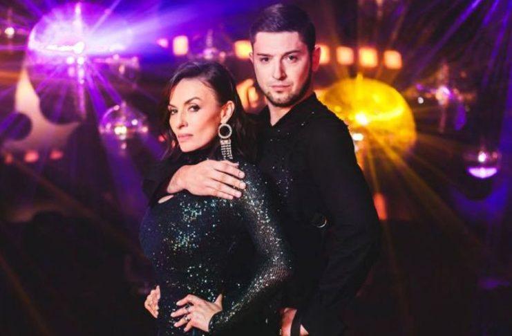 Надежда Мейхер на Танцах со звездами рискует покинуть проект - Санта Димопулос и Юлия Санина сильнее