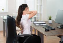Сидячий спосіб життя може викликати проблеми зі здоров'ям