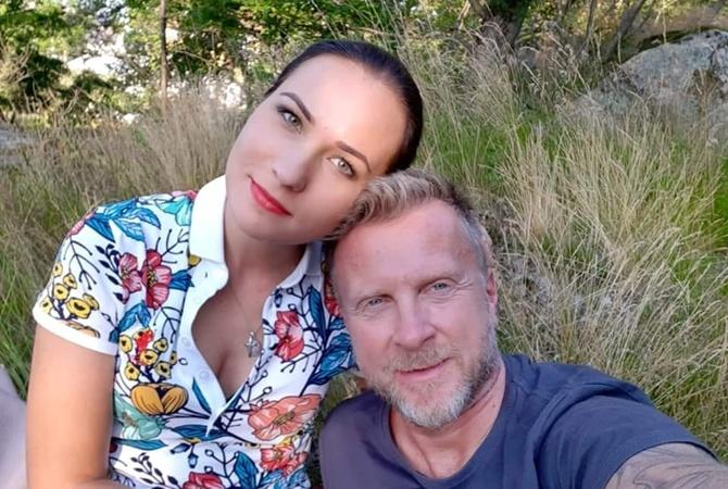 Антин Мухарский с третьей женой