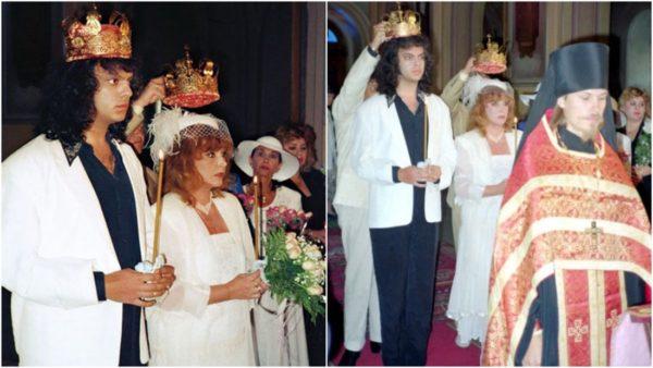 Венчание Киркорова и Пугачевой