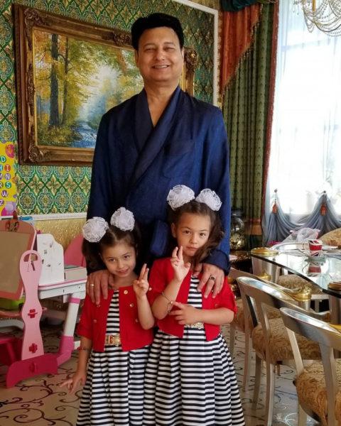 Захур з дочками