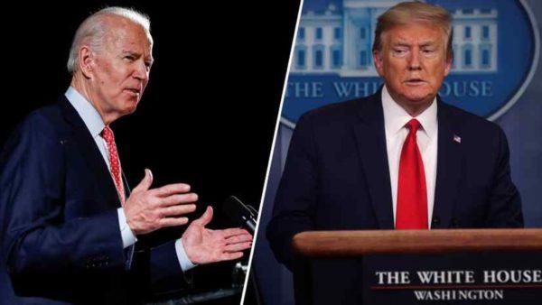 Дональд Трамп проиграл Джо Байдену на выборах президента США
