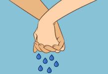 Почему потеют руки когда нервничаем