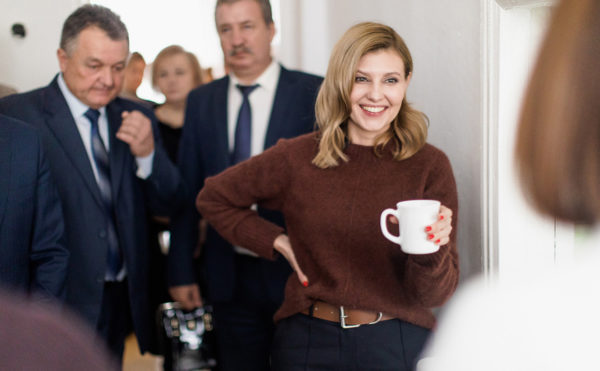 Олена Зеленська