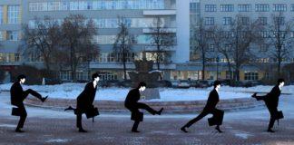 Як ходити по льоду безпечно