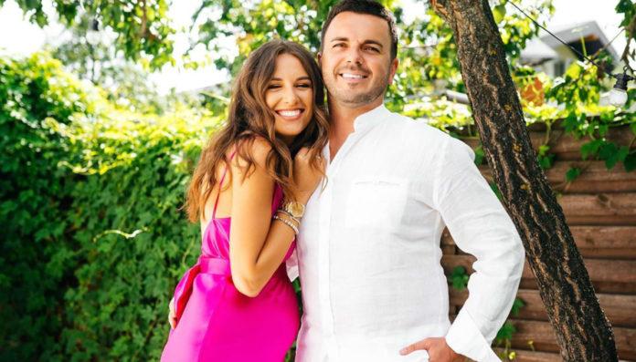 Григорій і Христина Решетник втретє стали батьками