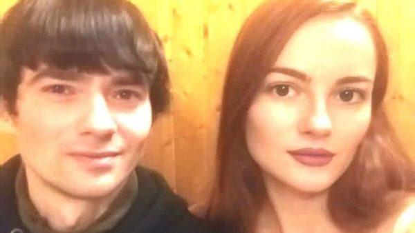 Анастасія Шульженко на фото з учасником Дому-2 Венцеславом