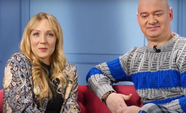 Ксения Кошевая и Евгений