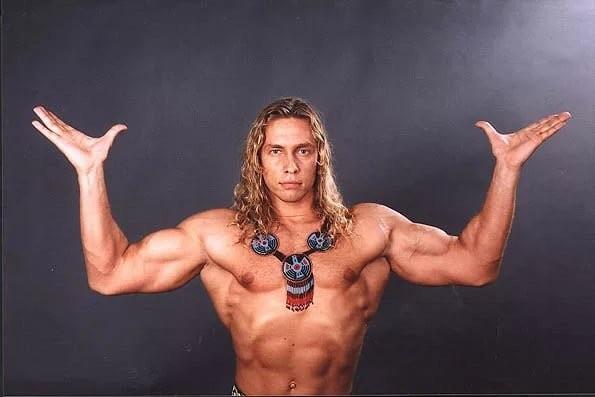 Ось таким був Тарзан на початку кар'єри
